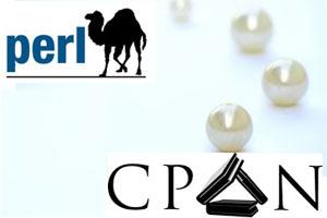 Perl CPAN Logo